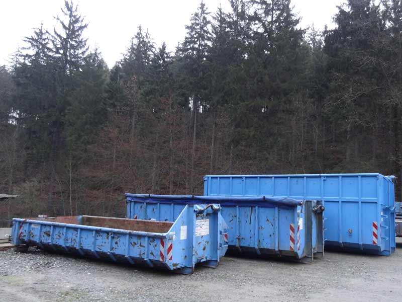 container containerdienst sch ttguthandel steudel. Black Bedroom Furniture Sets. Home Design Ideas